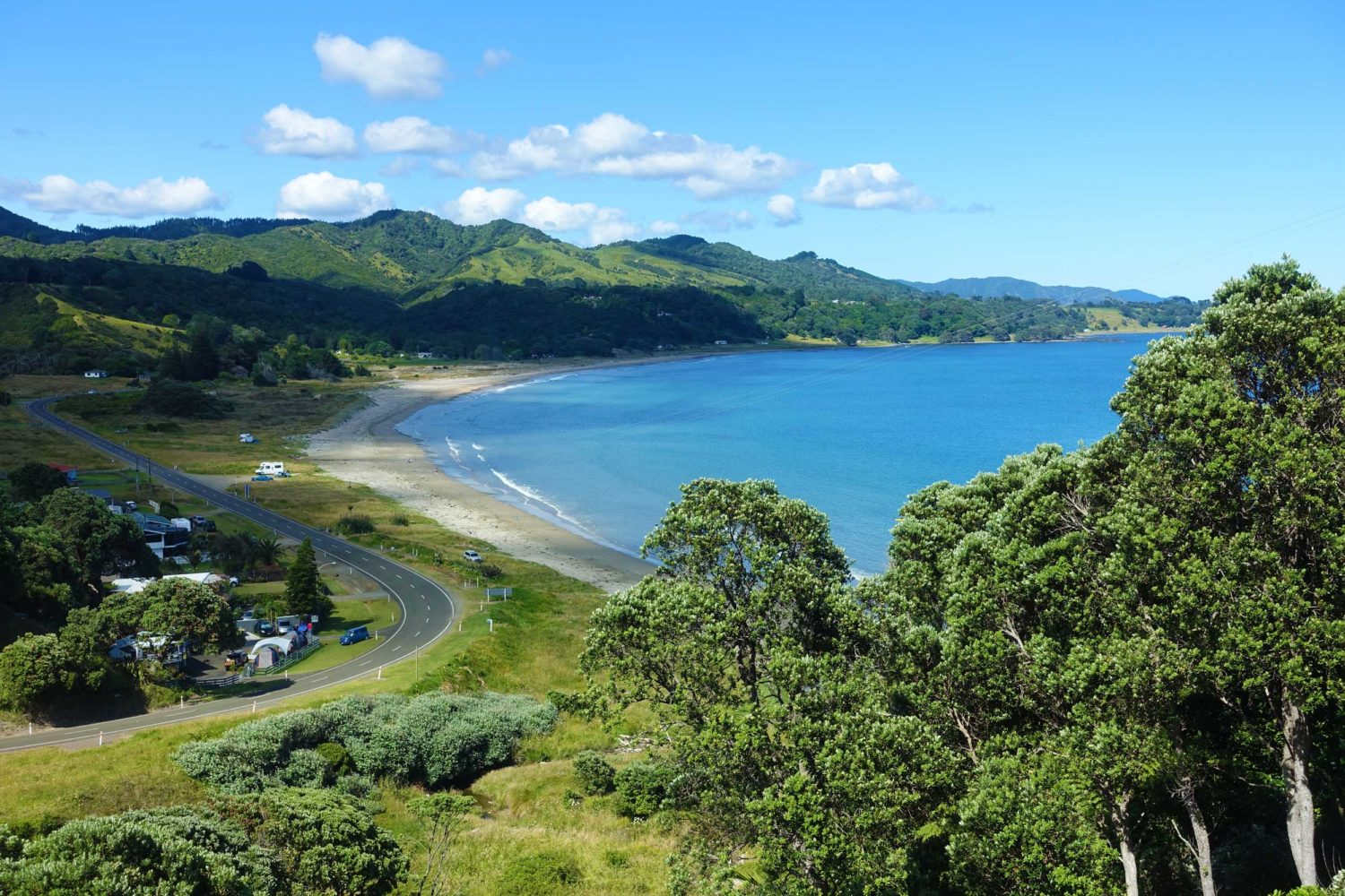 A 6-Day Cycling Tour of New Zealand's East Cape