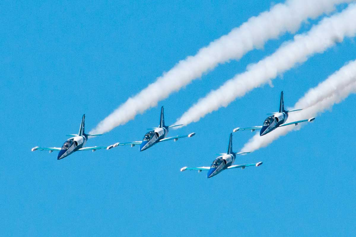 Moscow Airshow