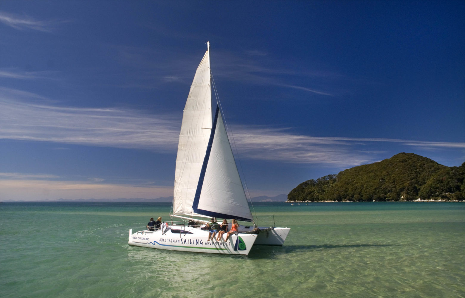 Exclusive Multiday Tour (self catering) in Abel Tasman National Park