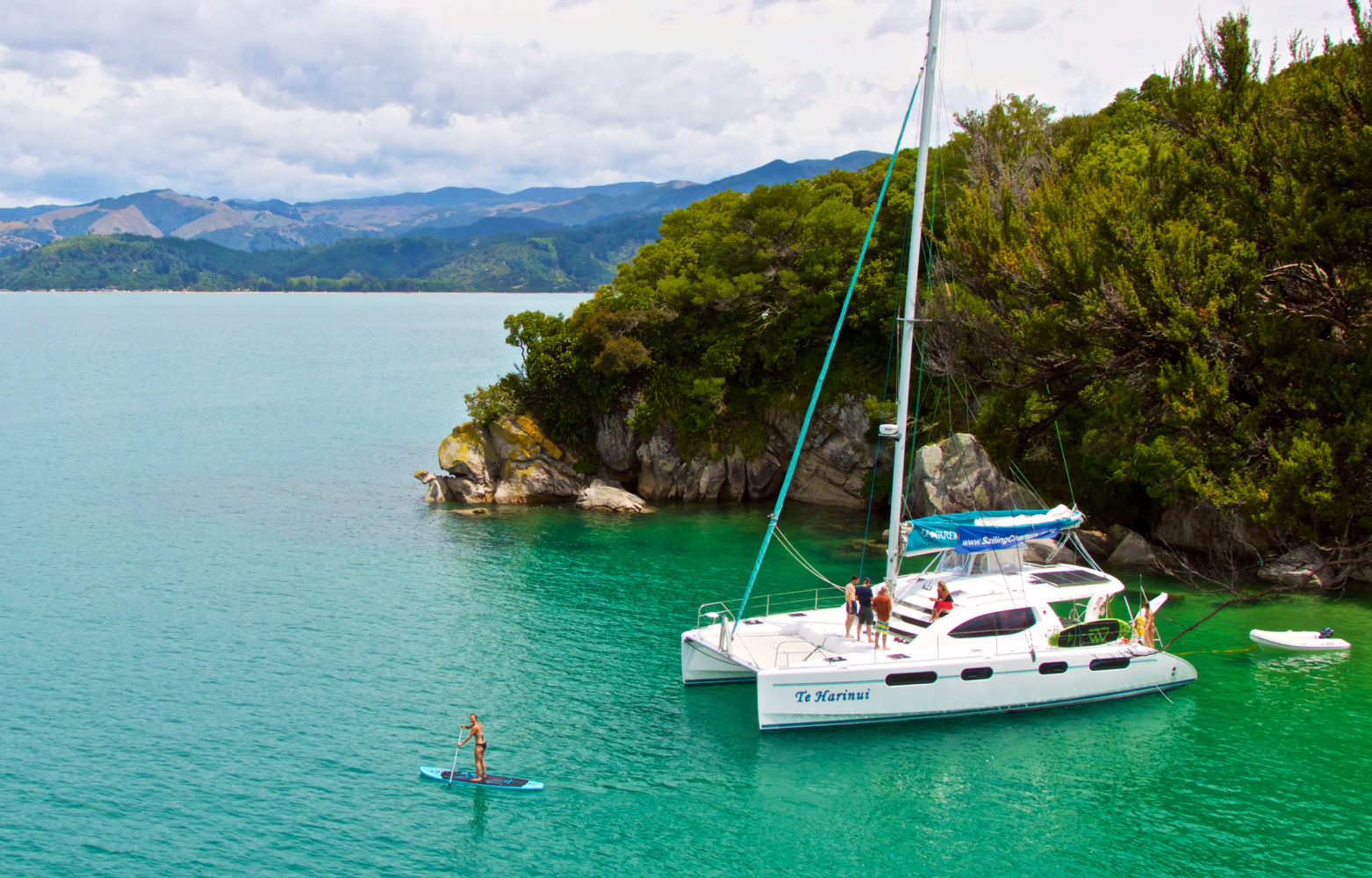 Exclusive Three Day Sailing Tour in Abel Tasman National Park