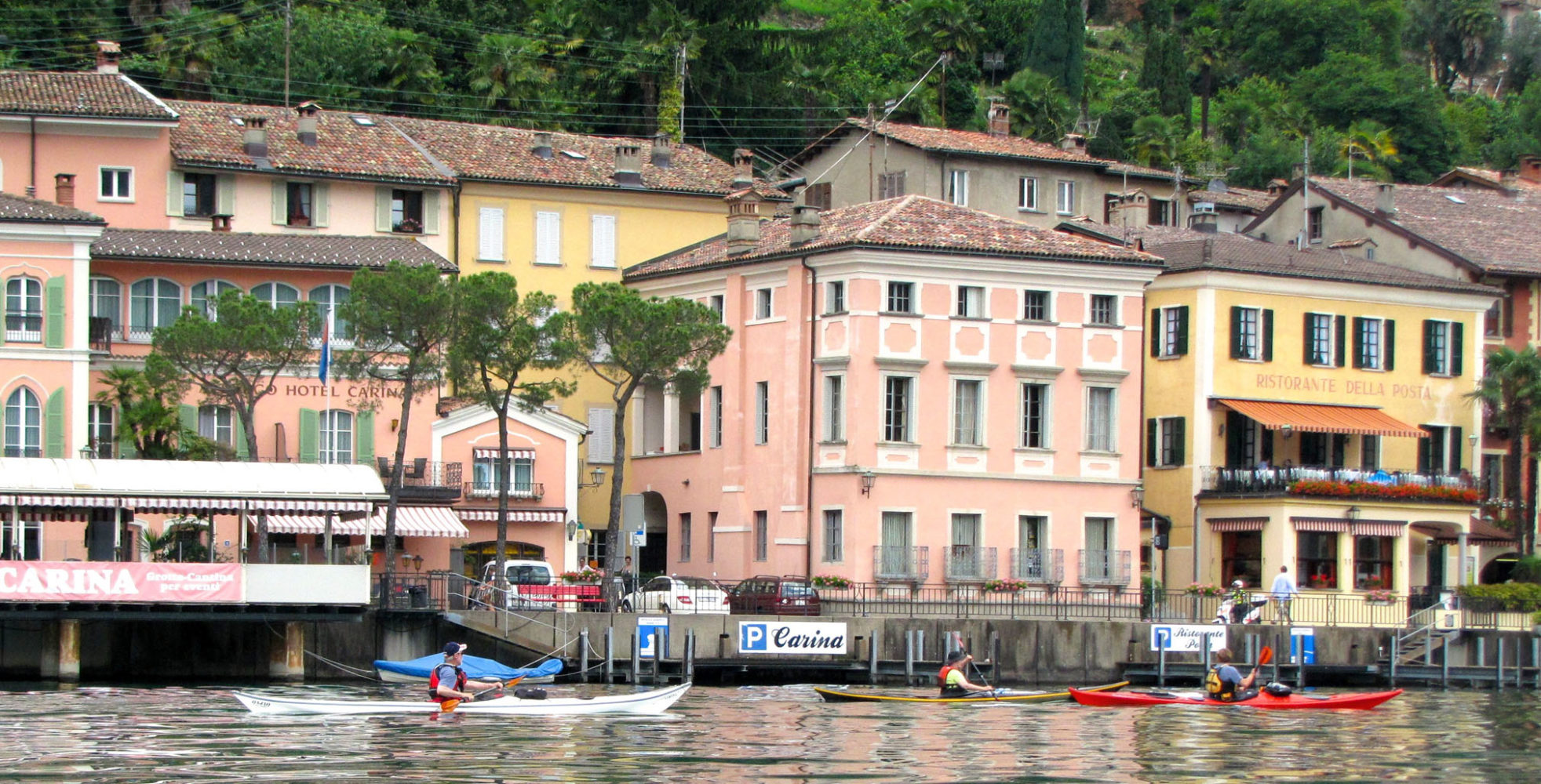 'Dolce Vita' Italian Lakes District Adventure