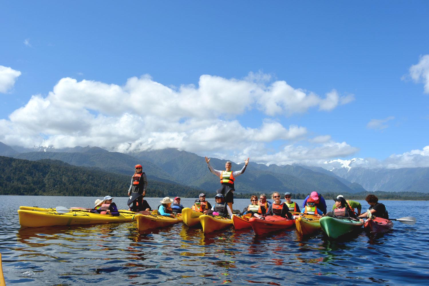 'Kea' New Zealand Family Adventure