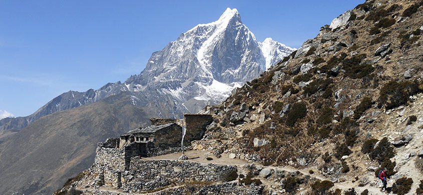 'Khumbu' Everest Lodge to Lodge Trek