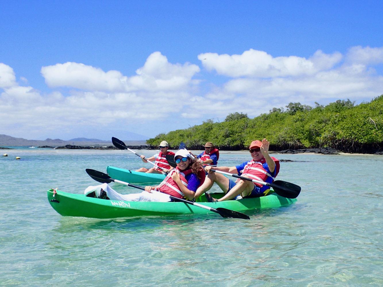 'Tortuga' Galápagos Land and Sea Adventure