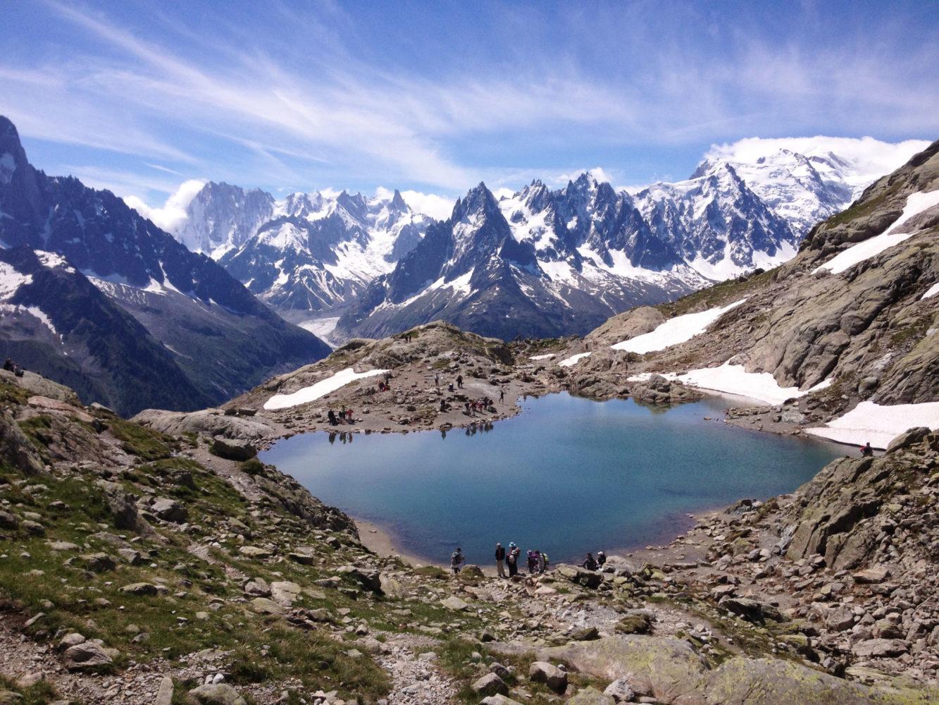 'Tour du Mont Blanc' Mont Blanc Circuit Tour