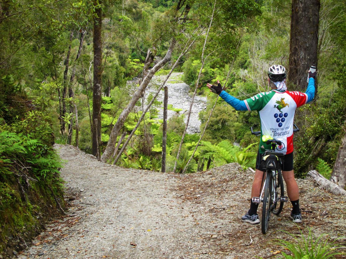 'Weka' New Zealand Biking Adventure