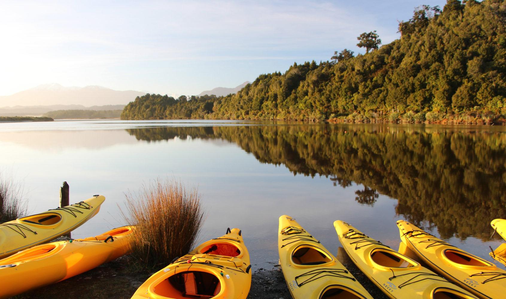 'Winter Rimu' New Zealand Winter Adventure