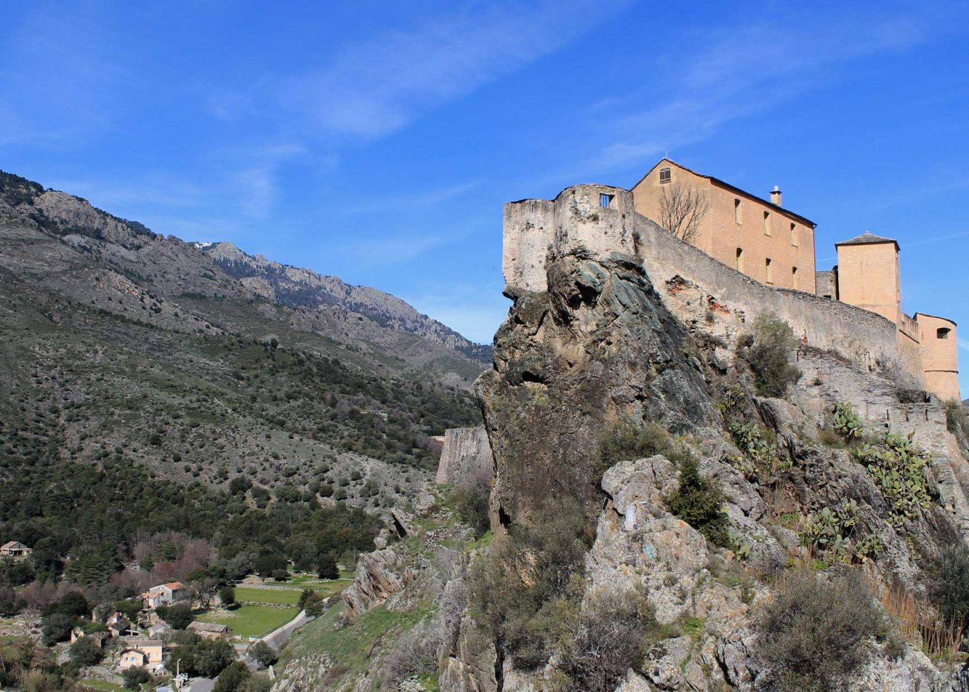 Corte to Calvi Self-Guided Walk