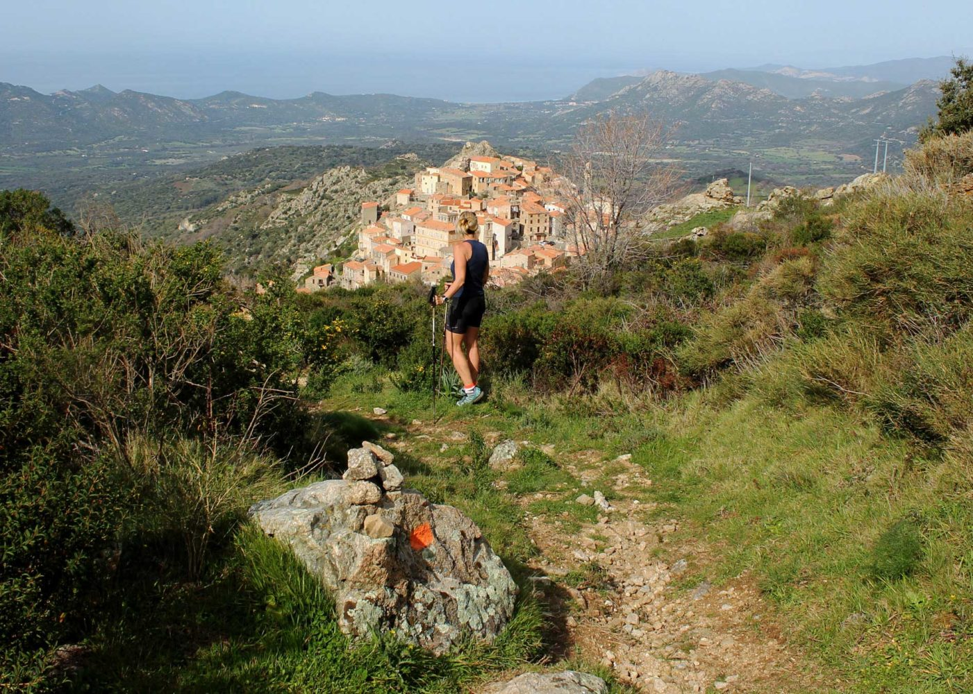 Villages of the Balagne Self-Guided Walk