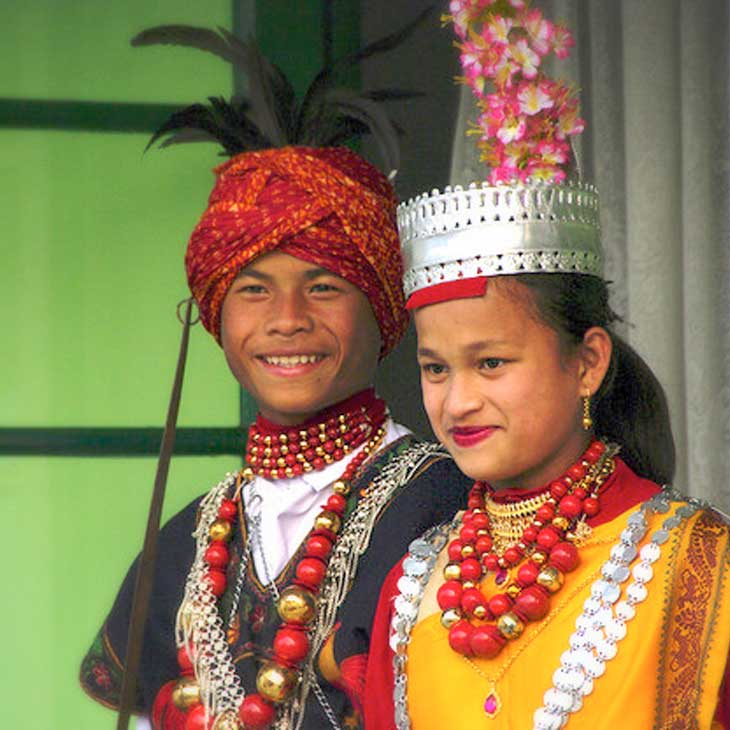 Village Experience with the Khasi Tribe in Meghalaya
