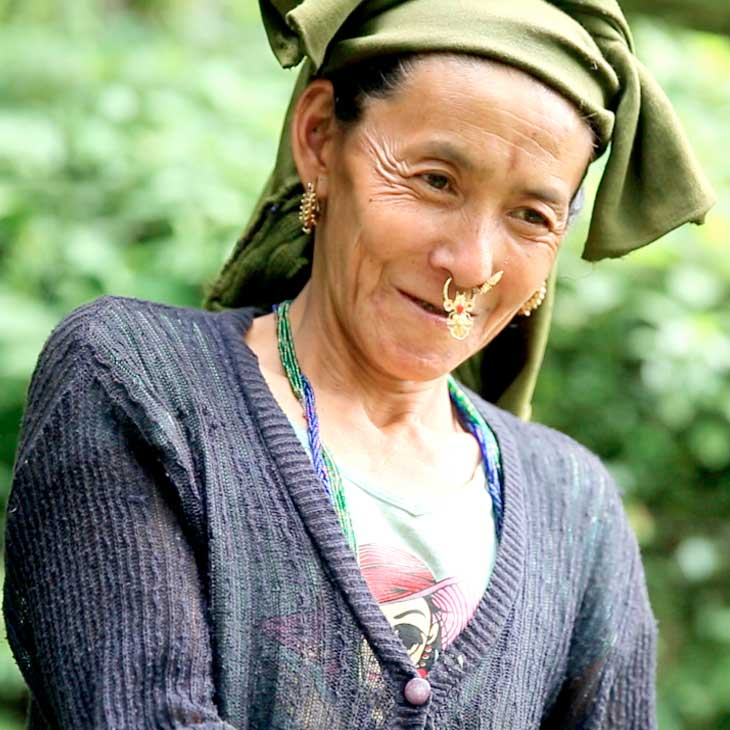 Tribal and Village Experience in the Sikkim Himalayas