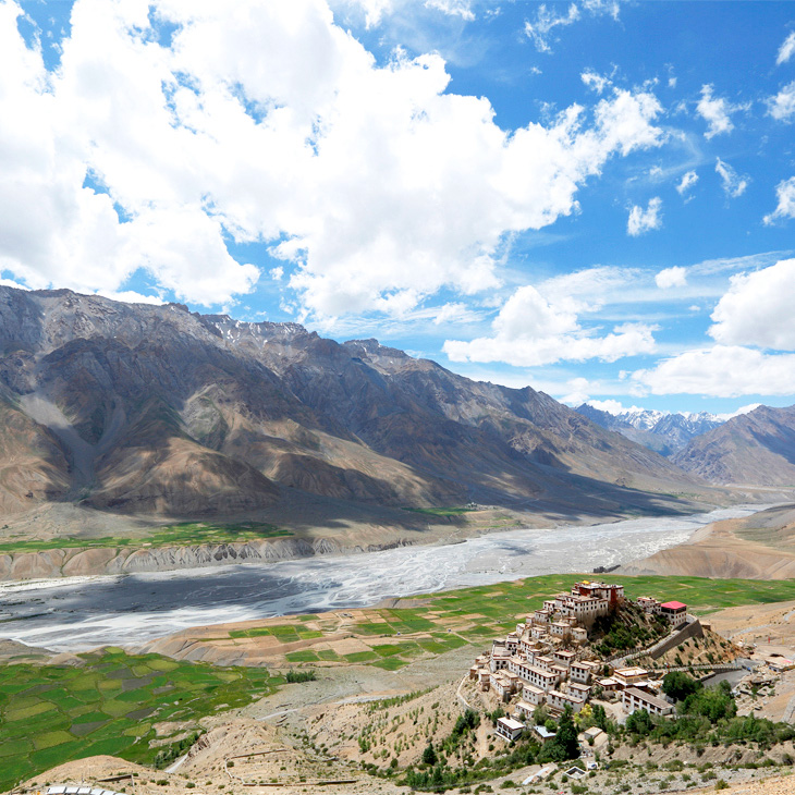 Village Experience in the Himalayan Spiti Valley
