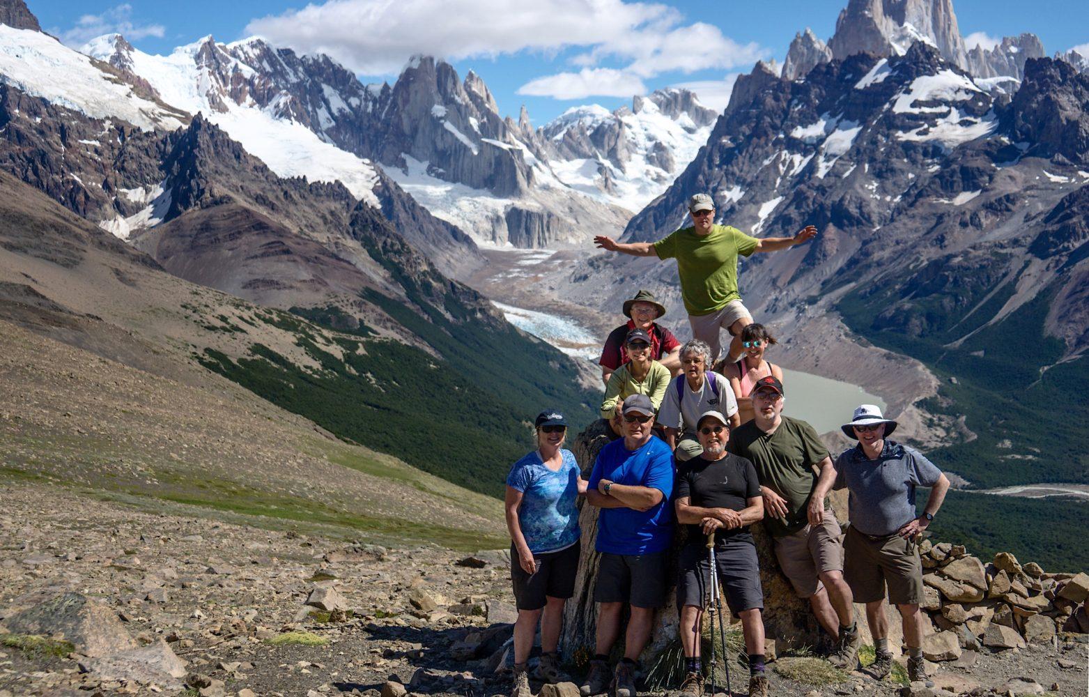 'Condor' Patagonia Hiking Adventure