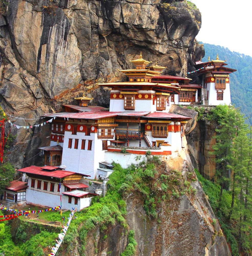 Tiger's Nest & Druk Path Trekking Tour