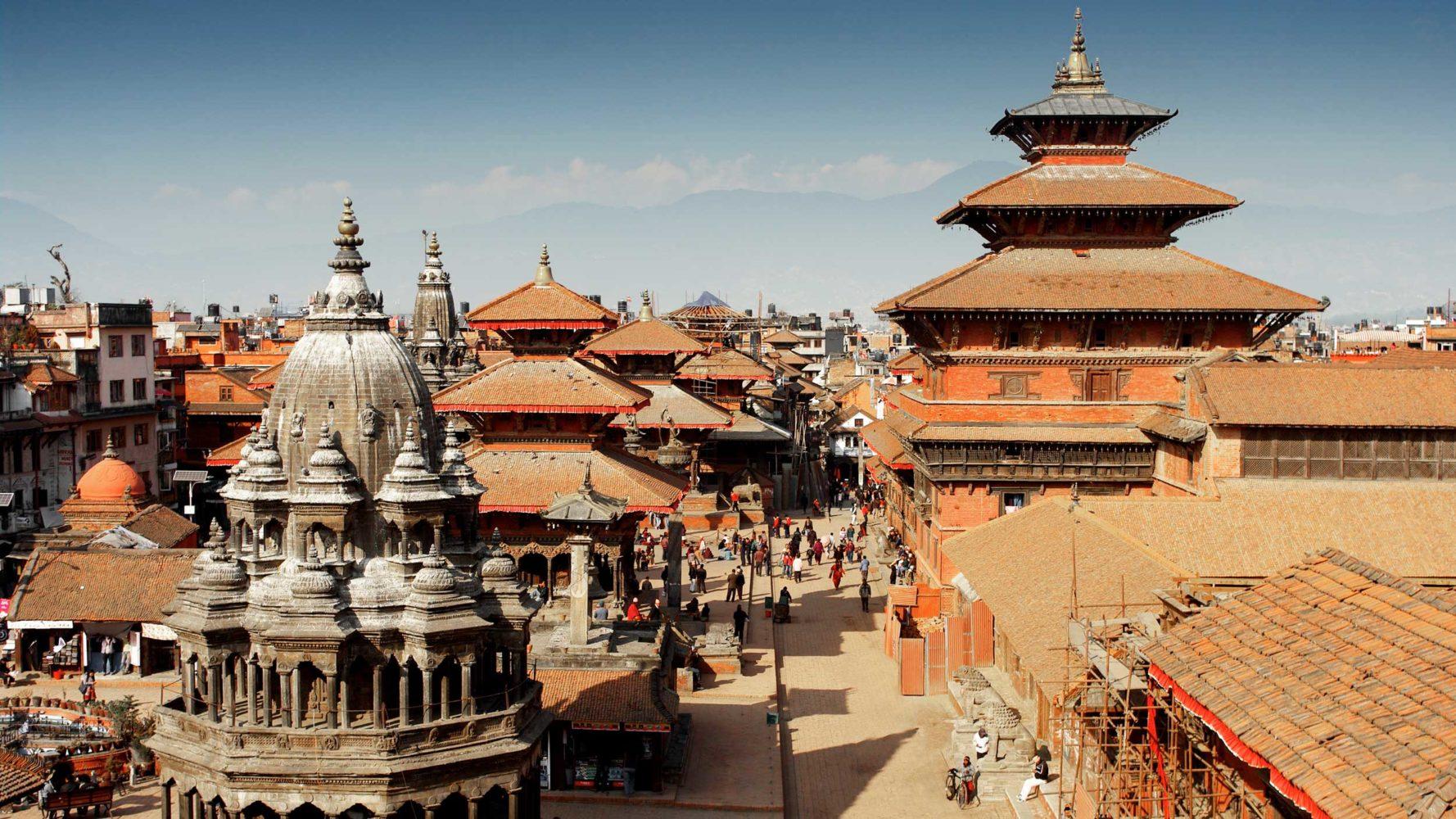 Family Trip to Nepal