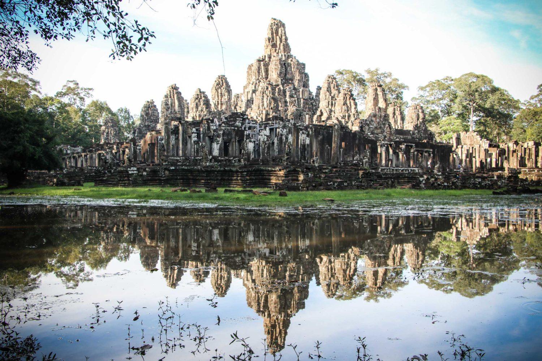 Cambodia's Big Three Tour
