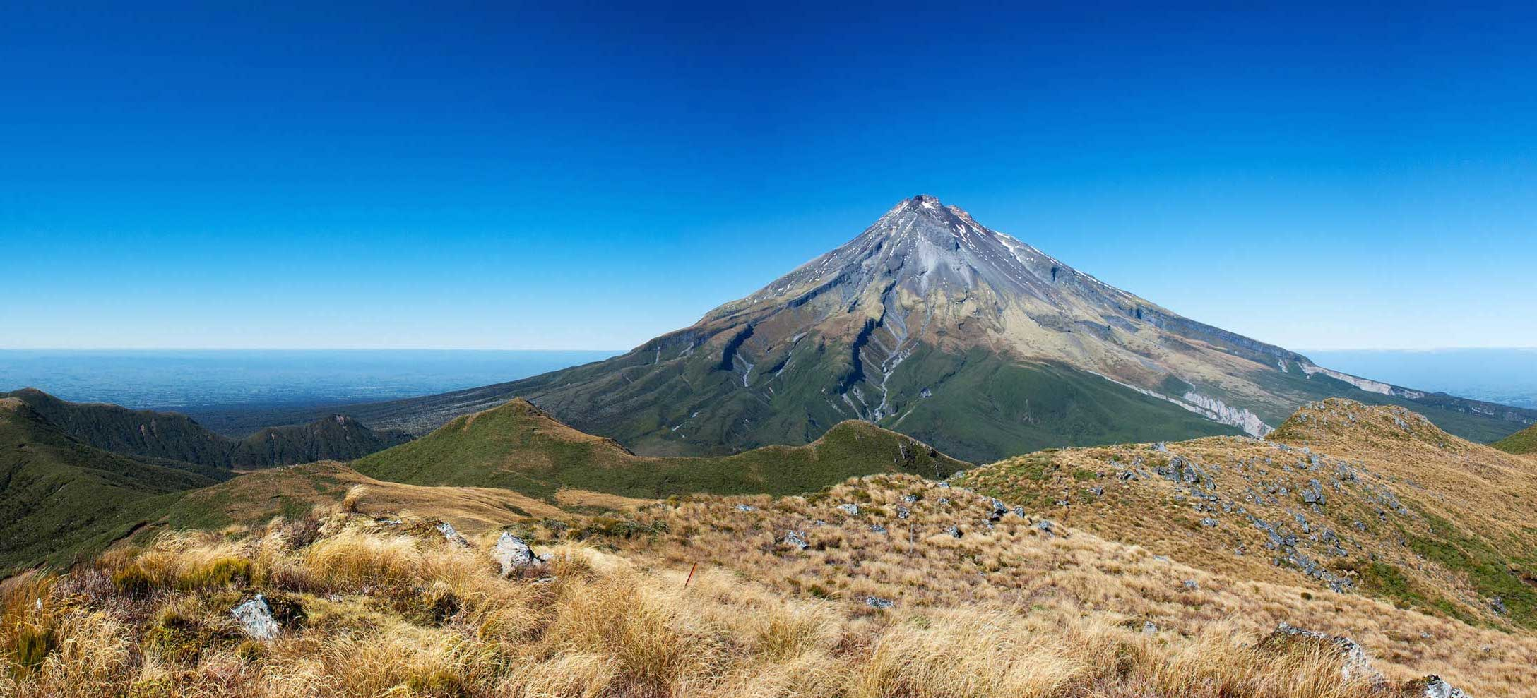 Taranaki Mountain Trek: The Pouakai Crossing