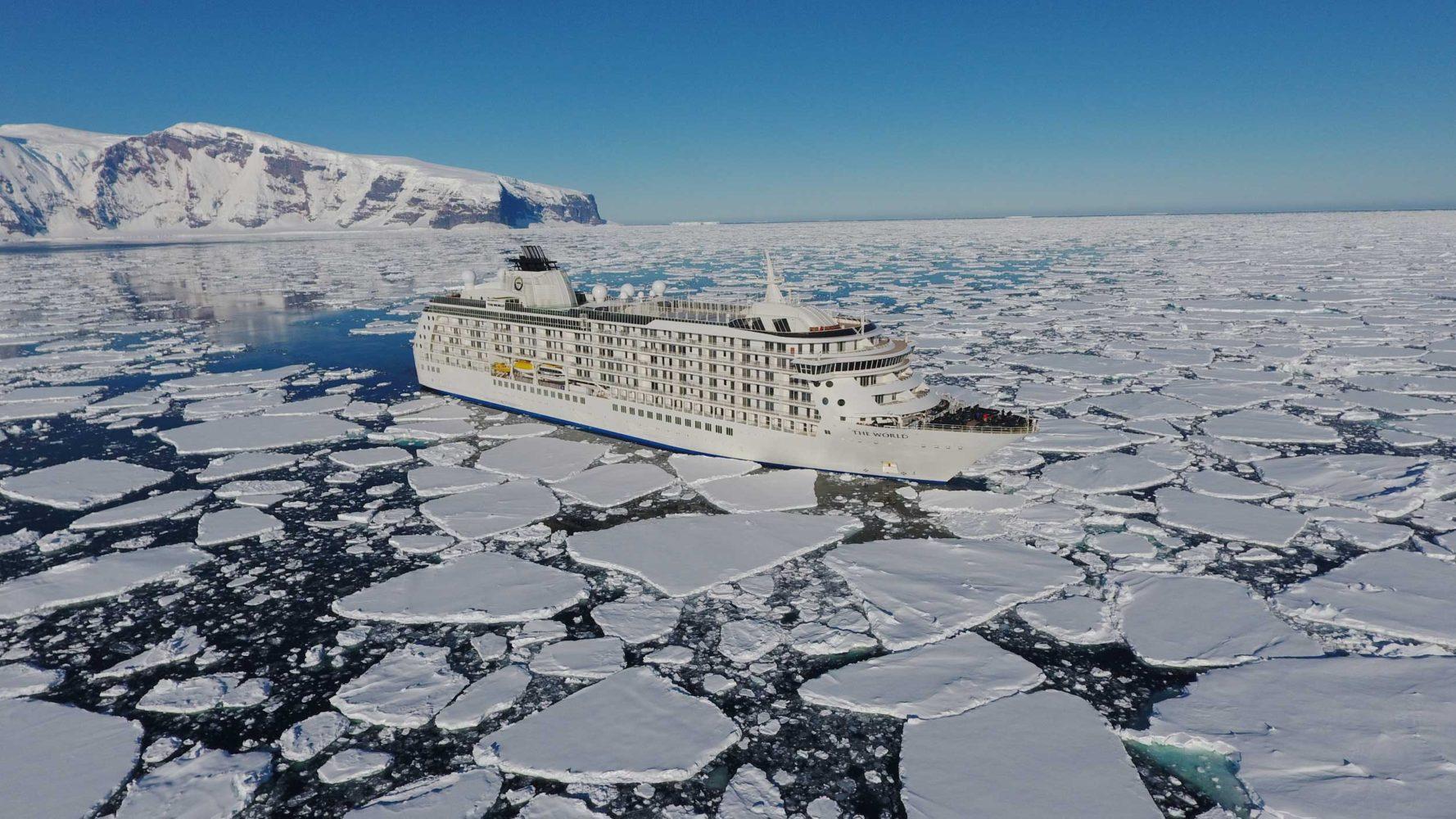 Endless Voyage: Aboard <em>The World</em> Residences at Sea