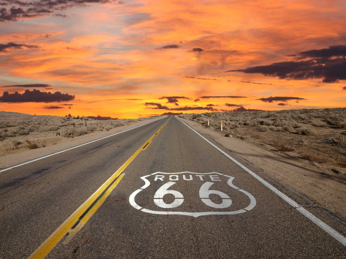 Kings of the Road: Route 66