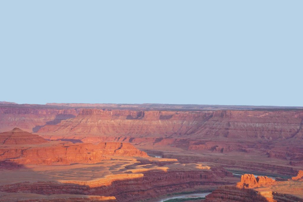 Canyonlands National Park, one of the Utah's lesser known attractions, offers some of the most spectacular views I have ever seen. The dramatic rock formations have been carved out by the Colorado River and its tributaries over many centuries.
