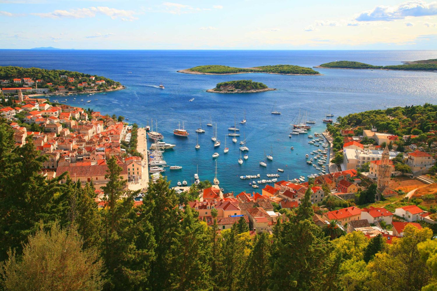 A Week in Croatia: The Dalmatian Coast
