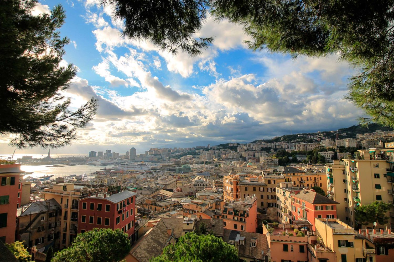 48 Hours in Genoa