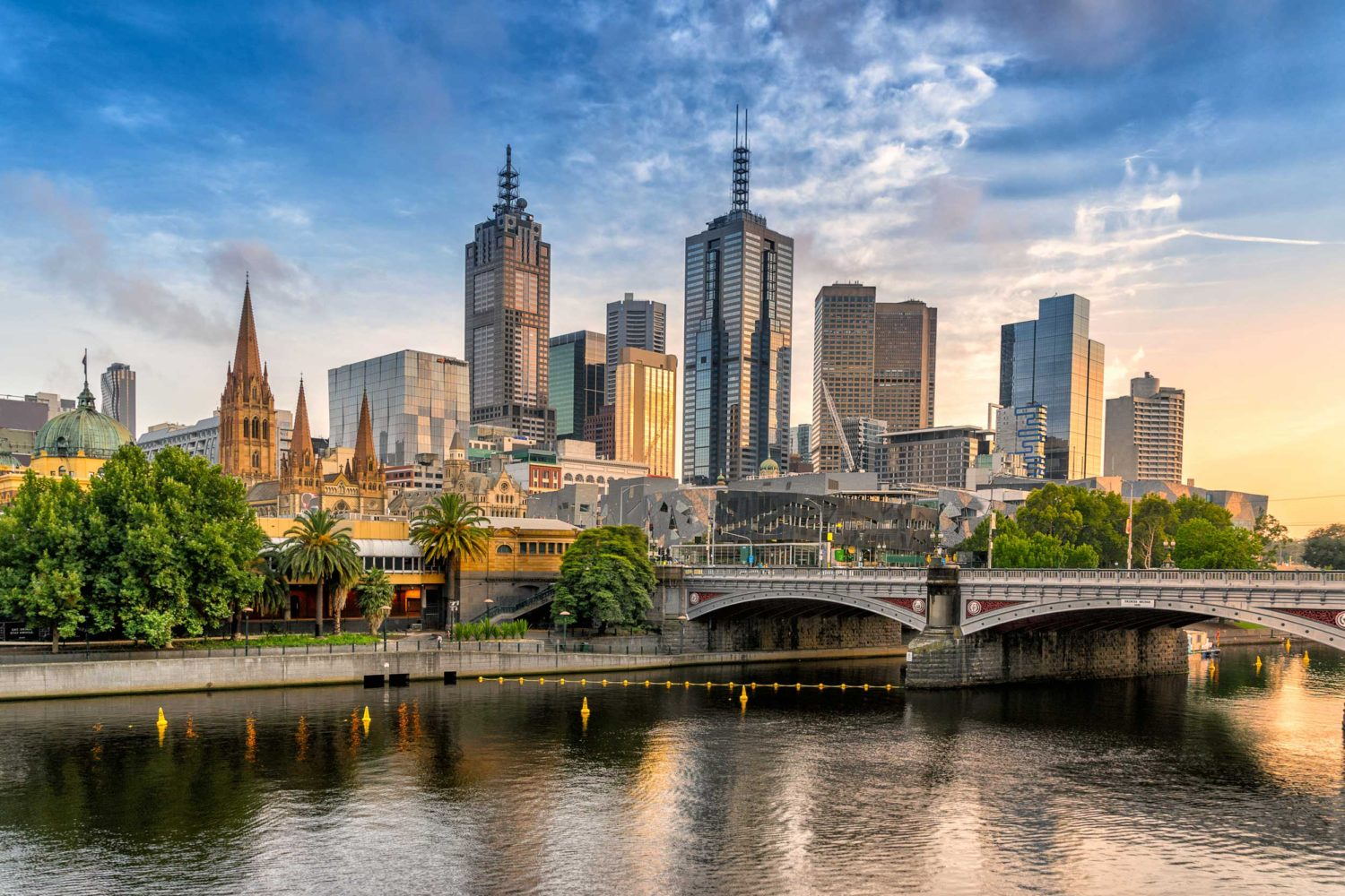Melbourne: City Guide