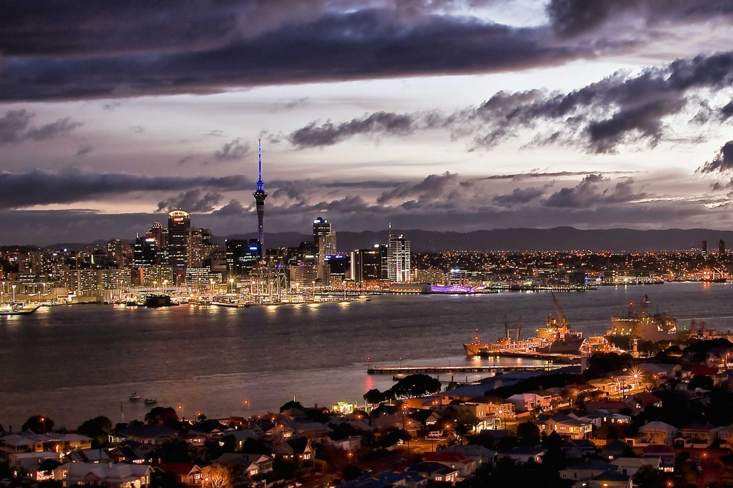 Auckland: City Guide — Part One