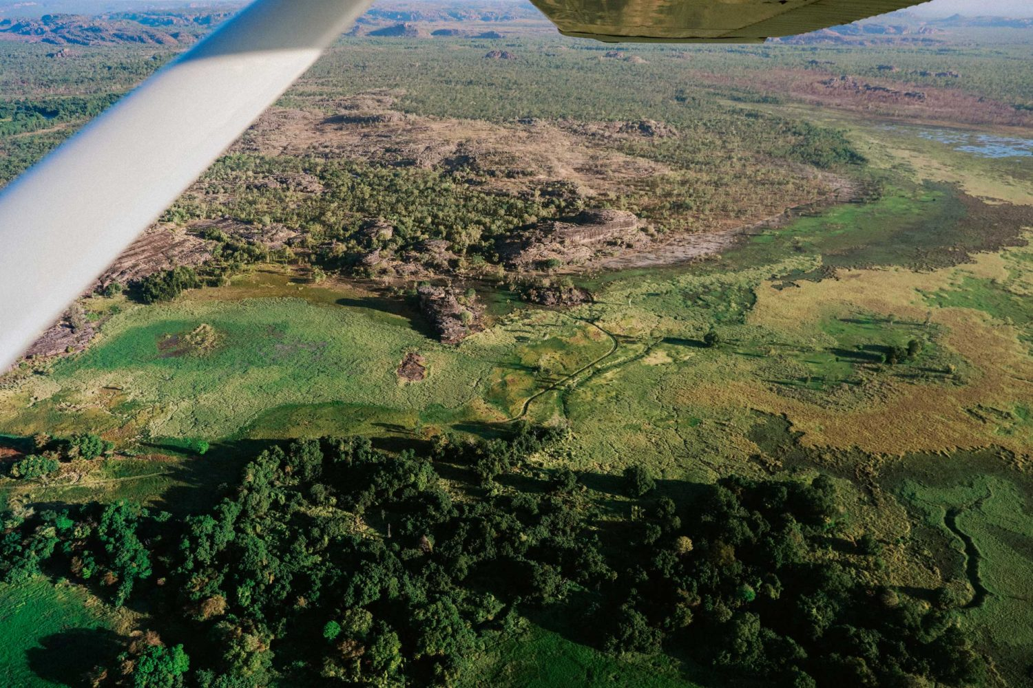 Above and Beyond the Sacred Sites of the Northern Territory